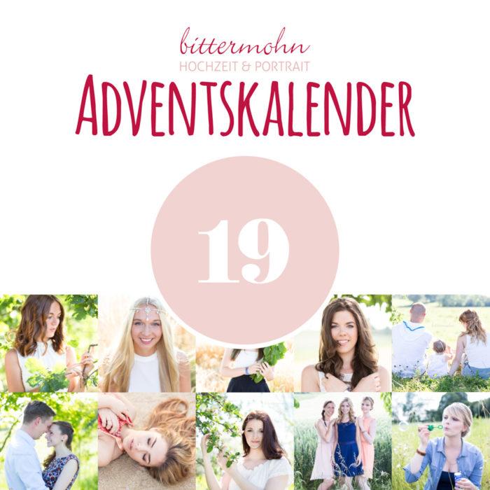 Adventskalender | Türchen 19