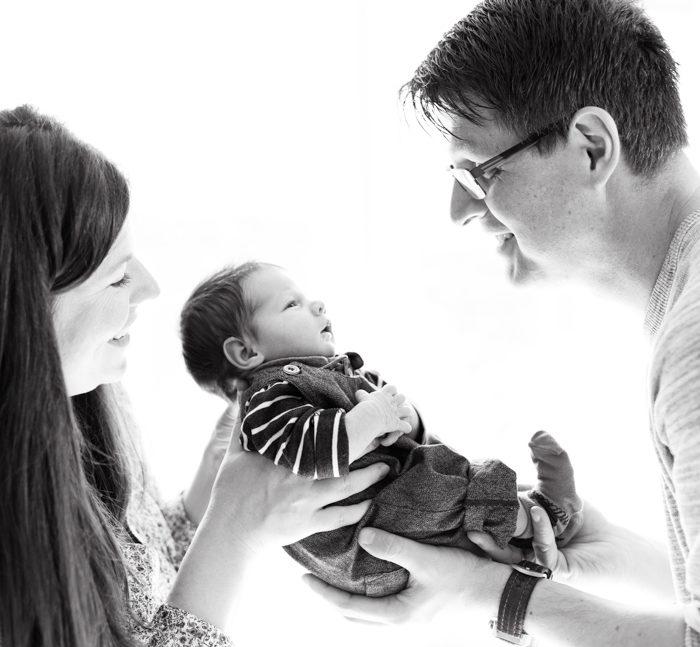 Familienbilder im eigenen Zuhause | Homeshooting