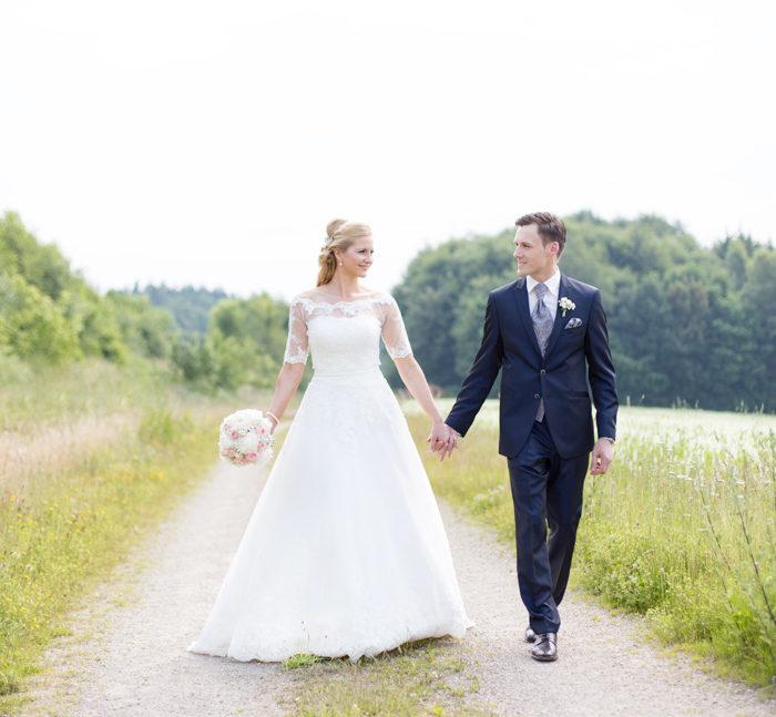Wunderschöne Hochzeit in der Kreuzbergkirche | Kristina & Wolfgang