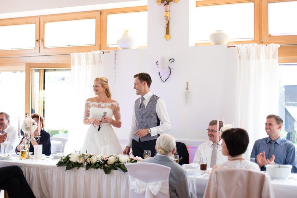 Hochzeit im Landhaus