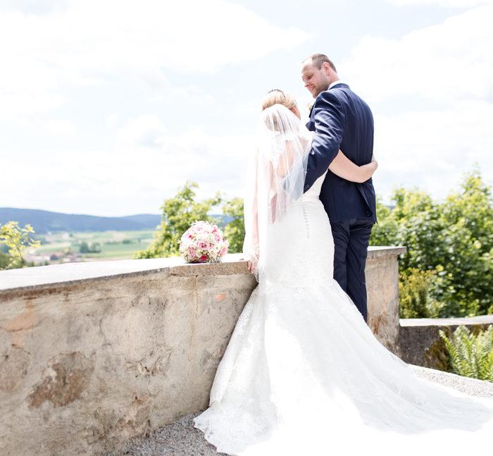 Hochzeit auf Schloss Guteneck | Katrin & Stefan