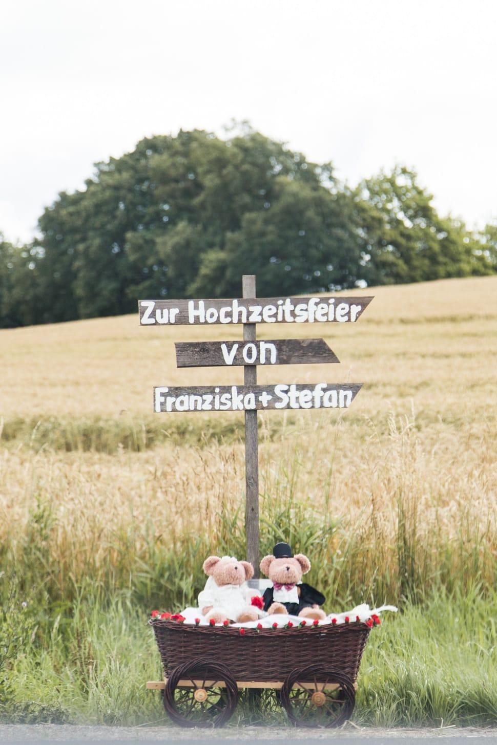 Freie Trauung am Harlesberg