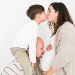 Familienfotos im eigenen Zuhause | Renata & Family