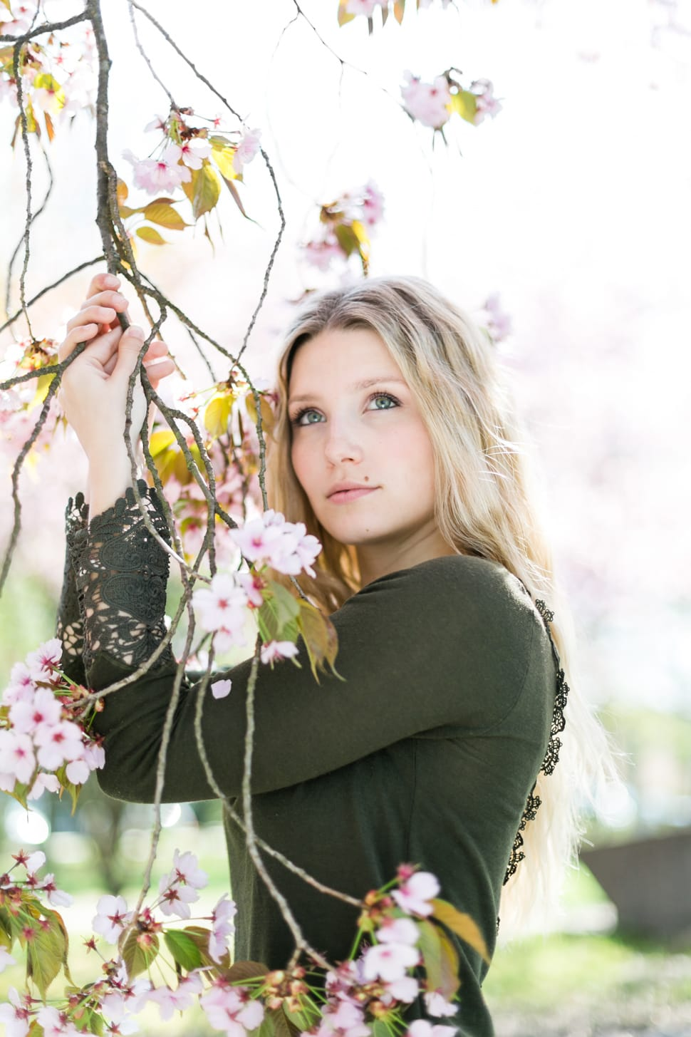 Frühlingsfotos in Weiden